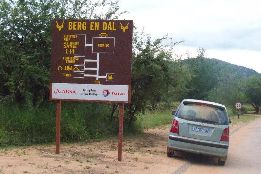 KNP - Berg-en-Dal Camping